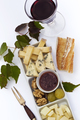 Cheese fruits and wine - PhotoDune Item for Sale