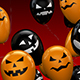 Halloween Party Balloons - VideoHive Item for Sale