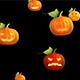 Halloween Pumpkins Background - VideoHive Item for Sale