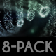 Particle Backgrounds - VideoHive Item for Sale