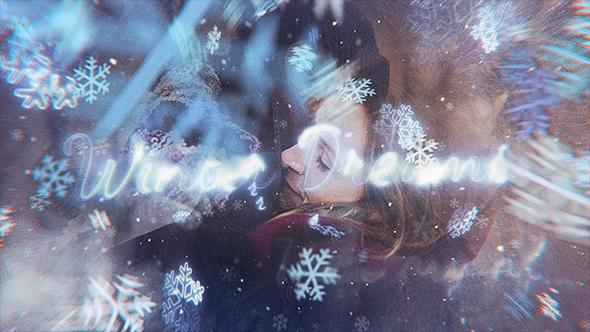 Videohive - Winter Dreams Slideshow 20836654
