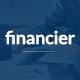 Financier - Business WordPress Theme