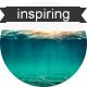 Motivational Inspirational & Hopeful Corporate Background