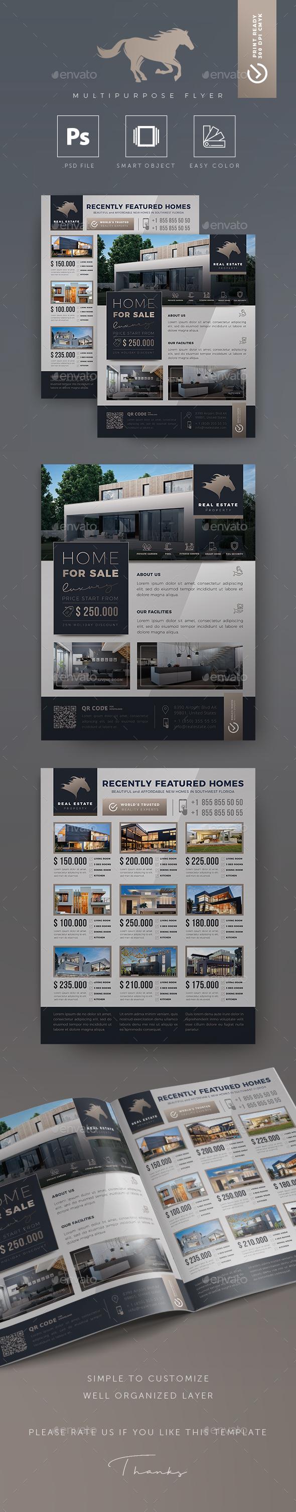 Realtor - Real Estate Flyer