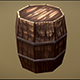 Barrel_Low_Poly