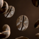 Roasted Coffee Beans Falling Down - VideoHive Item for Sale