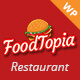 FoodTopia WordPress Theme for Fast Food Restaurants - ThemeForest Item for Sale