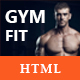 GymFit Gym,Fitness, Yoga HTML5 Responsive Template
