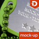 Dog Tag Mockup - GraphicRiver Item for Sale
