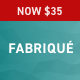 Fabriqué - Factory & Industrial Business WordPress Theme - ThemeForest Item for Sale