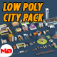 Low Poly City Pack v1.0
