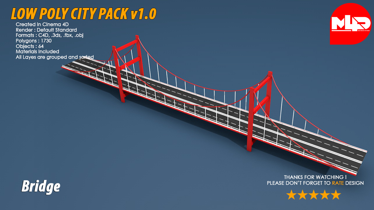 Low Poly City Pack v1 0