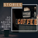 PSD – Instagram Coffee Stories Template