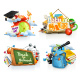 School Concepts - GraphicRiver Item for Sale
