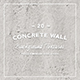 20 Concrete Wall Background Textures - GraphicRiver Item for Sale