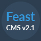 FeastCMS v2.1 - PHP Content management system