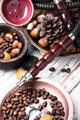Hookah with nut taste
