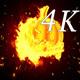 Burning Halloween 4k 02