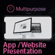 App / Website Presentation (Phone X) - VideoHive Item for Sale