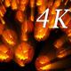 Flame Pumpkin 4k 02