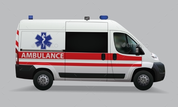 GraphicRiver Ambulance 20838496