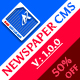 Active Newspaper CMS - CodeCanyon Item for Sale