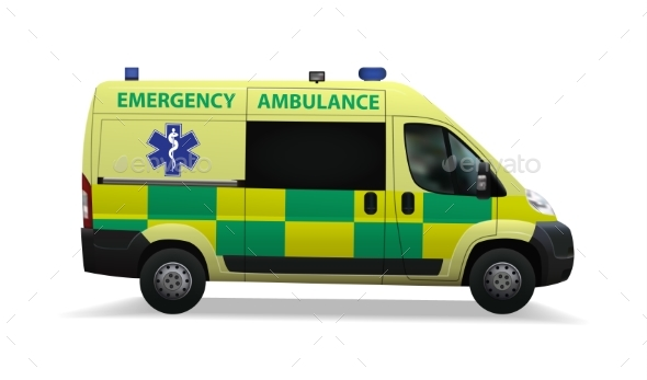 GraphicRiver Ambulance 20838536
