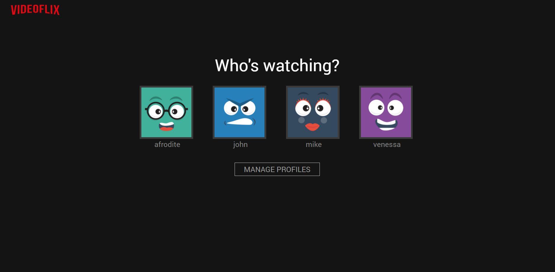 Videoflix - Crea tu clon de Netflix 5