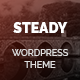 Steady - One Page Multi-Purpose WordPress Theme - ThemeForest Item for Sale