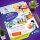 Kids Summer Camp Flyer V2