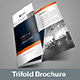 Brochure Corporate Trifold - GraphicRiver Item for Sale
