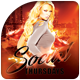 Social Thursdays Flyer Template