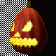 Halloween Pumpkin Rotation - VideoHive Item for Sale