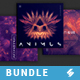 Mystic Sound Collection - CD Cover Artwork Templates Bundle - GraphicRiver Item for Sale