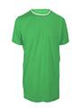 green tshirt isolated