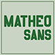 MATHEO SANS - GraphicRiver Item for Sale