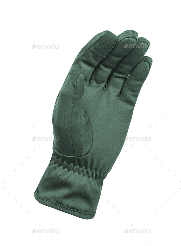 glove isolated - Stock Photo - Images