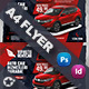 Rent A Car Flyer Templates - GraphicRiver Item for Sale