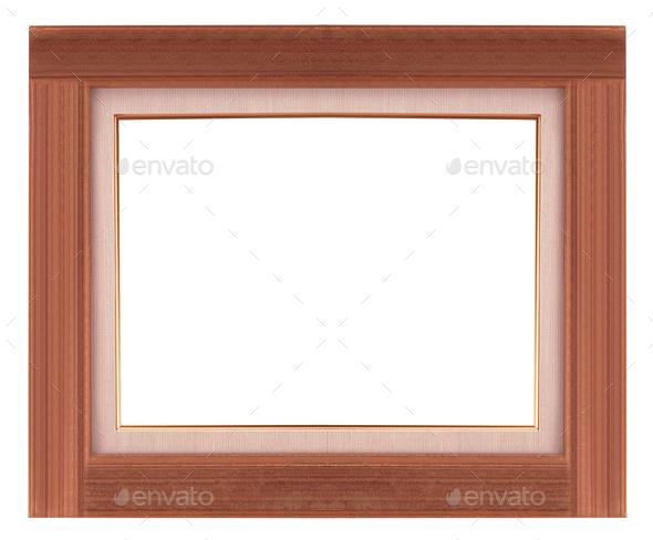 frame isolated - Stock Photo - Images