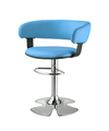 barber chair isolated