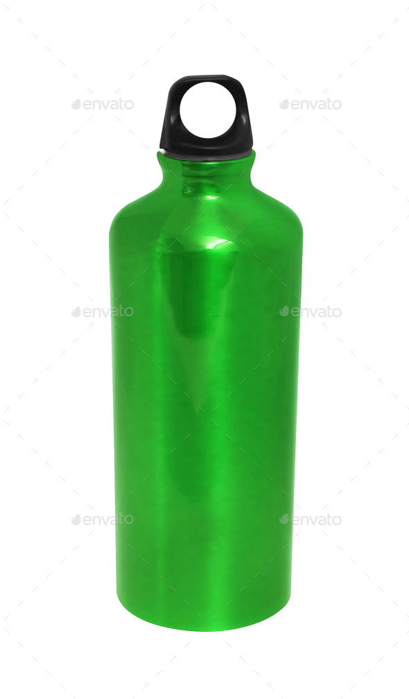 Sport Bottle isolated - Stock Photo - Images