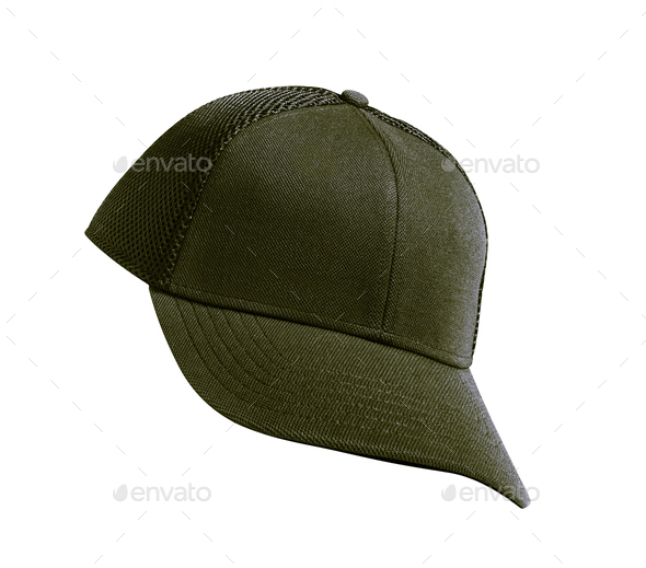 Cap isolated - Stock Photo - Images