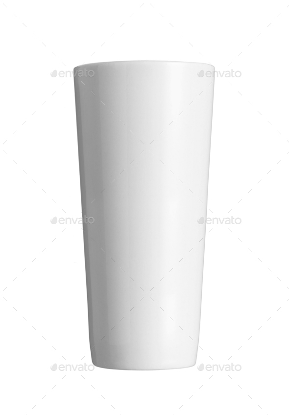 coffee cup isolated - Stock Photo - Images