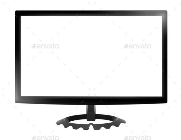 monitor - Stock Photo - Images
