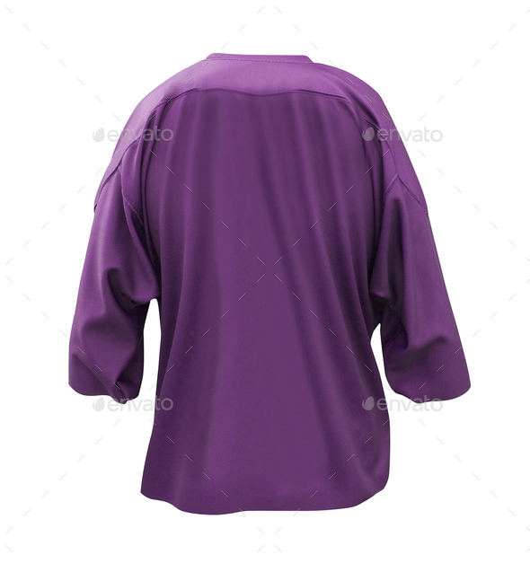 Long-sleeved T-shirt isolated - Stock Photo - Images