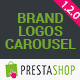 Brand Logos Carousel - PrestaShop Module