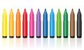 Thick Felt Tip Pens Colorful Set