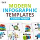 Modern infographic pack v.02