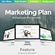 Marketing Plan Multipurpose Google Slide Template - GraphicRiver Item for Sale
