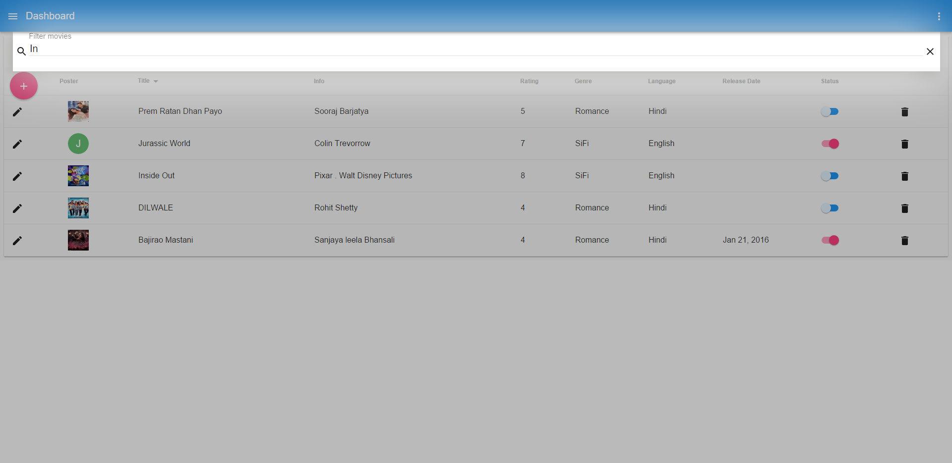 mCRUD - Materialized Database CRUD Generator by itswadesh   CodeCanyon